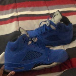 Air Jordan 5's